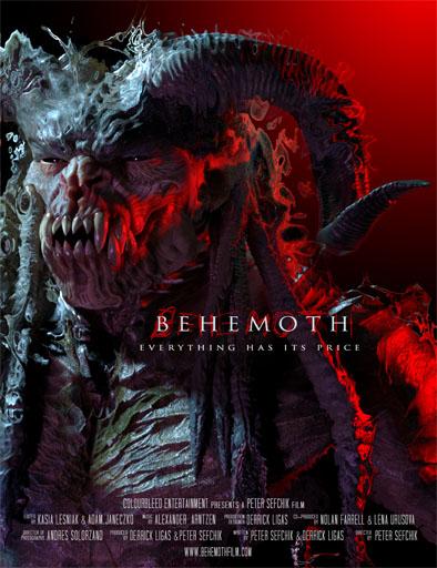 pelicula Behemoth