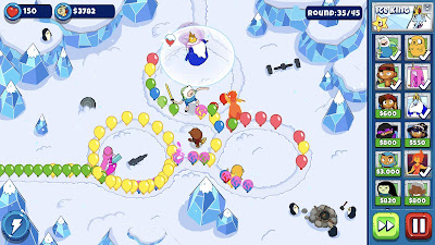 لعبة Bloons Adventure Time TD مهكرة مدفوعة, تحميل APK Bloons Adventure Time TD, لعبة Bloons Adventure Time TD مهكرة جاهزة للاندرويد, Bloons Adventure Time TD apk mod