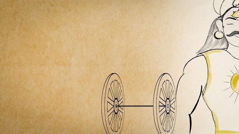 Best Poem on Maharathi Karn  बैकुंठ धाम को त्याग कर्ण, बैकुंठ नाथ को जीत लिया। Kavi Sandeep Dwivedi