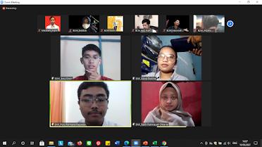 Pelantikan Secara Virtual Dewan Pimpinan Badan Audit Kemahasiswaan (BAK) oleh Badan Legislatif Mahasiswa PKN STAN