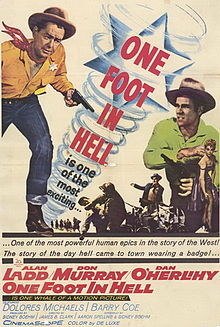 One Foot in Hell (1960) ταινιες online seires oipeirates greek subs