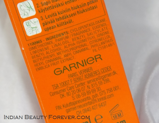 Garnier Fructis Splits Ends Serum review, price