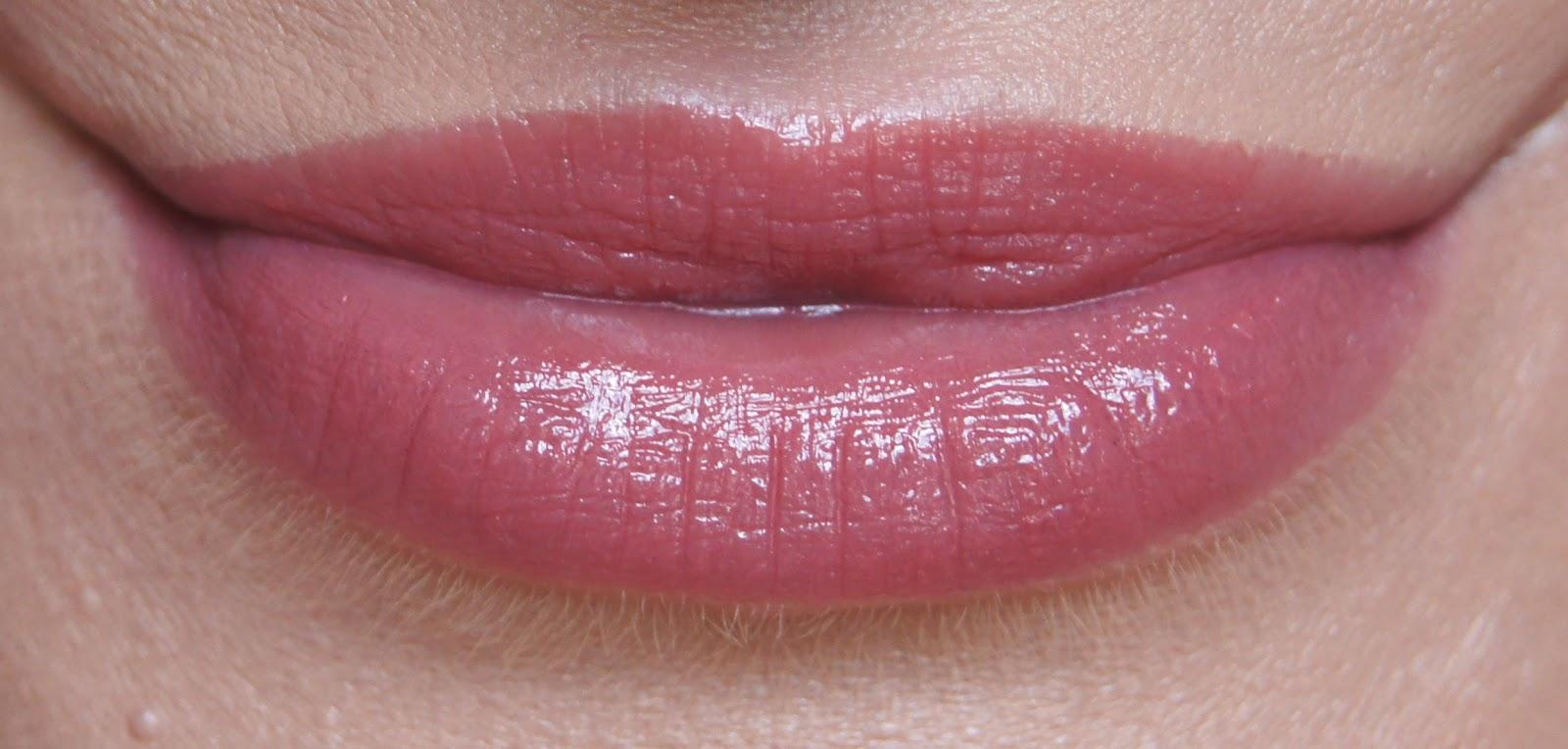nars dolce vita lipstick swatch