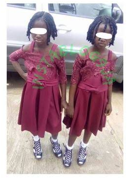 See How 7yrs old Twin Girl Found Dead In Co-Tenant's Vehicle