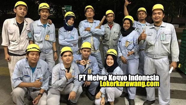 PT Meiwa Kogyo Indonesia Karawang