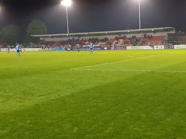 Main Stand - County Ground - Lancashire FA
