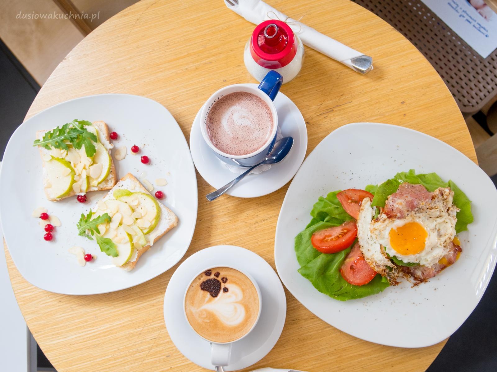 Gdzie na śniadanie w Trójmieście? Kotka Cafe