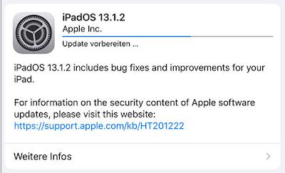 iOS 13.1.2 ل