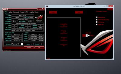 My computer - Rog realbench ...