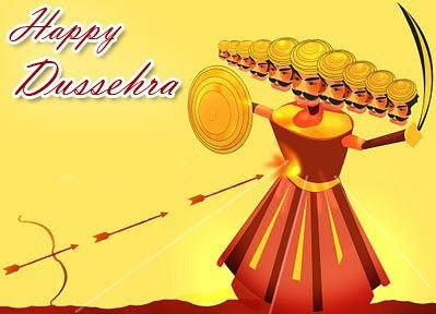 Download Happy Dussehra FB Profile Pics Free