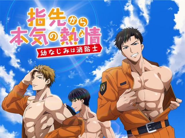 PV Terbaru dari Anime Yubisaki kara no Honki no Netsujō Telah Dirilis