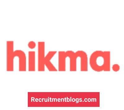 Fresh Graduate Banking Accountant At Hikma Pharmaceuticals