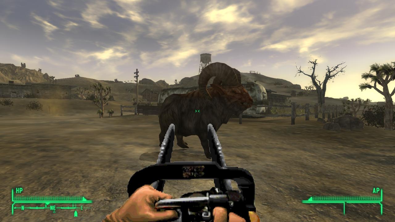 Fallout new vegas sex mod footage