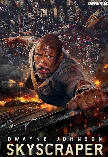 Skyscraper (2018) HC HDRip Subtitle Indonesia
