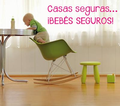 casas seguras para bebés