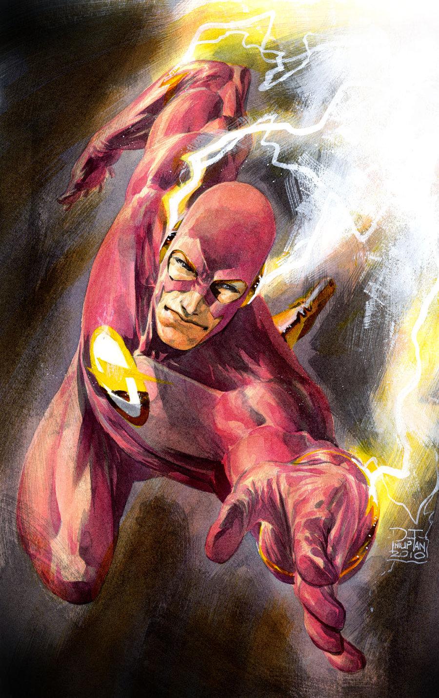 Flash Barry Allen  ဝကပဒယ