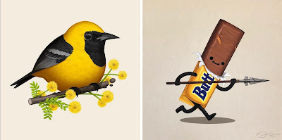 San Diego Comic-Con 2019 Exclusive Mike Mitchell Fine Art Prints