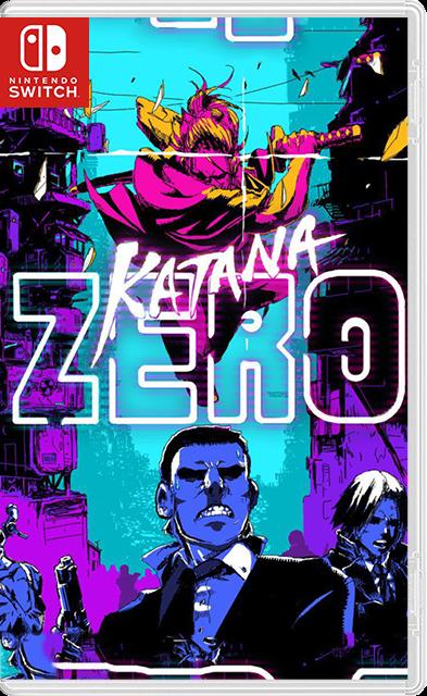Katana Zero NSP Switch