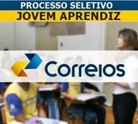 Processo Seletivo Correios 2018 Jovem Aprendiz