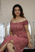Diksha Panth in a Deep neck Short dress at Maya Mall pre release function ~ Celebrities Exclusive Galleries 056.JPG