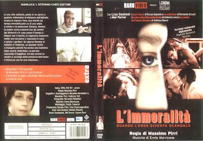 L'immoralità / Cock Crows at Eleven. 1978. DVD.