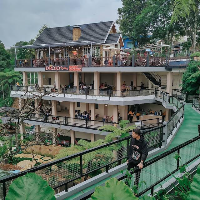 Harga Menu dan Lokasi D'Rojo Valley Coffee & Resto Karanganyar