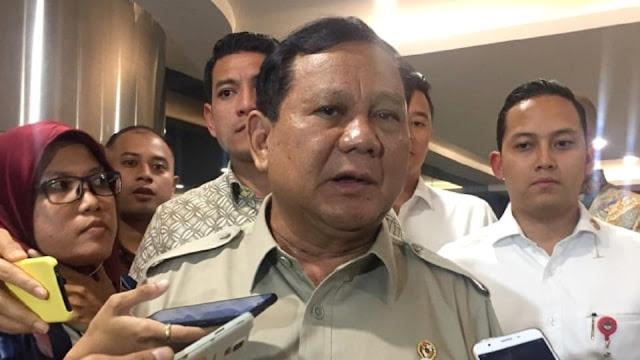 Perkuat Dukungan Ke Pemerintah, Prabowo  Tunjuk Lima Jubir Khusus Partai Gerindra
