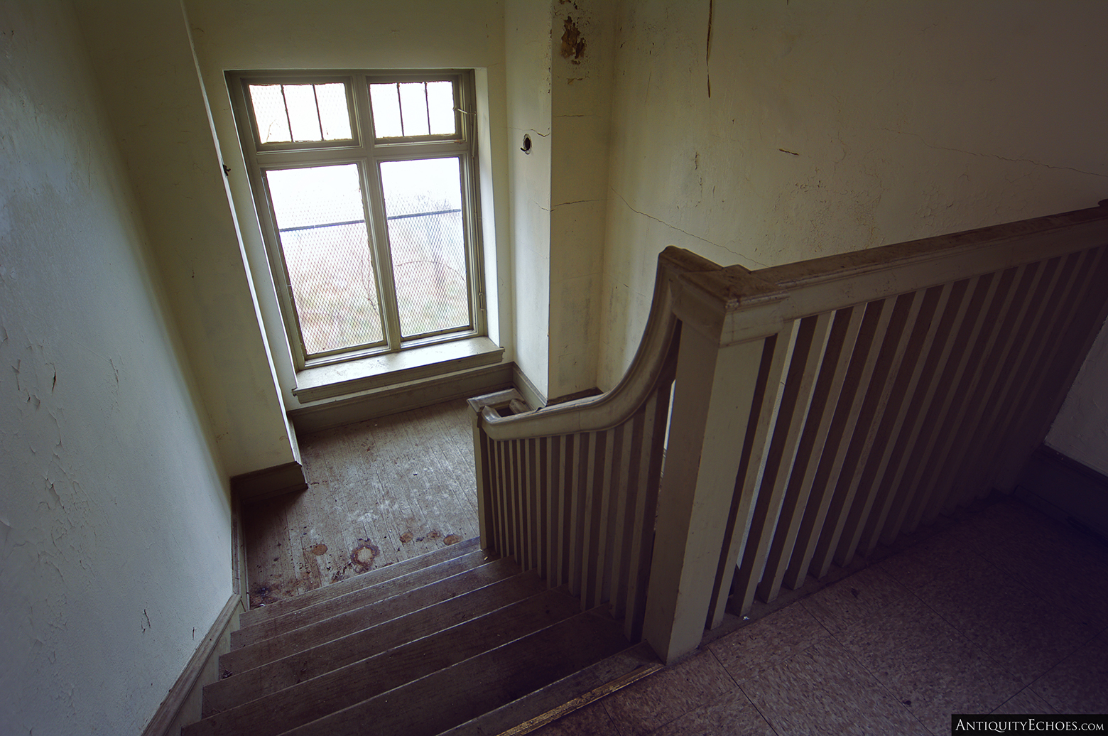 Third Presbyterian - School Stairwell