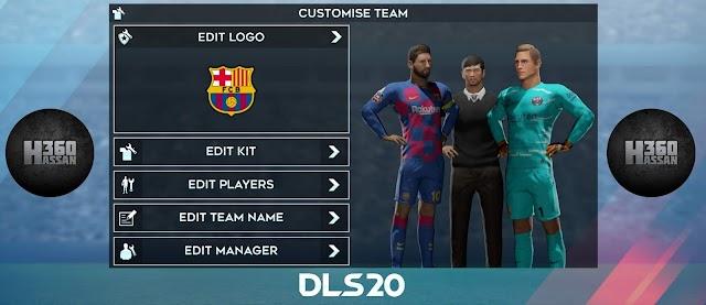 Fc Barcelona Kits - DLS20