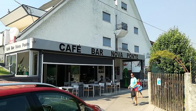 Café Bar Nova Ponte em Loureira