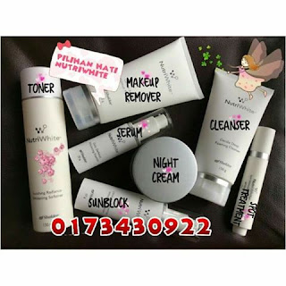 full set nutriwhite Shaklee