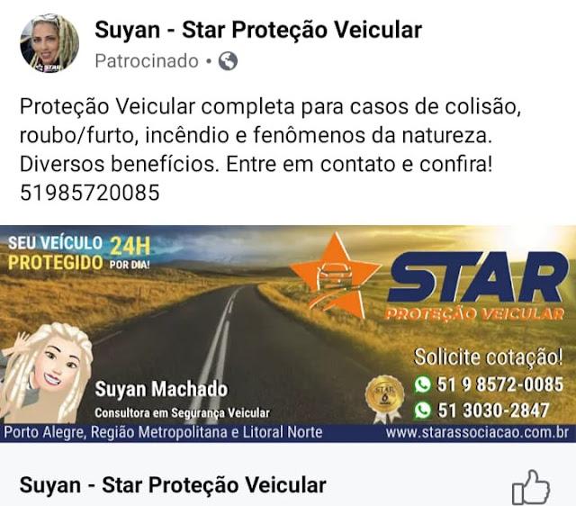 Star Proteção veicular