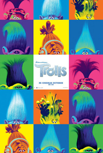 Trolls (Web-DL 1080p Dual Latino / Ingles) (2016)
