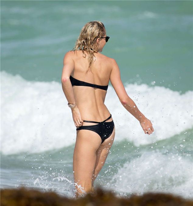 Photo Lena Gercke in bikini