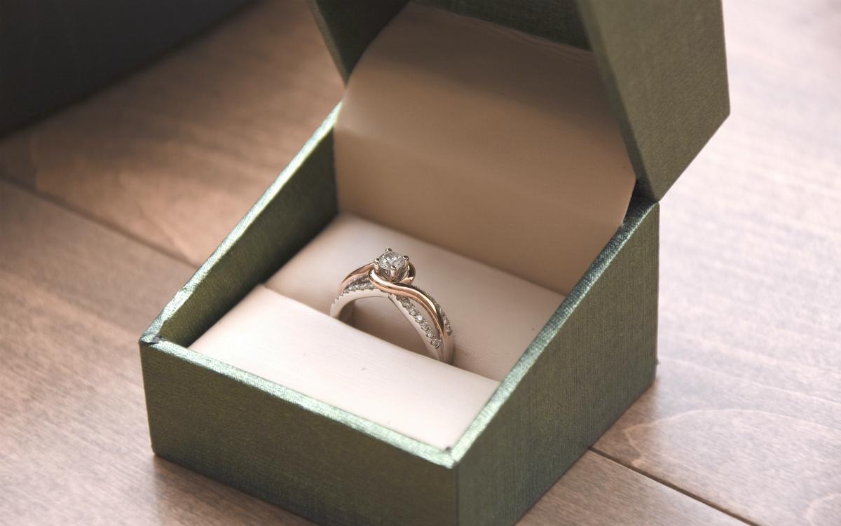 Ring's setting