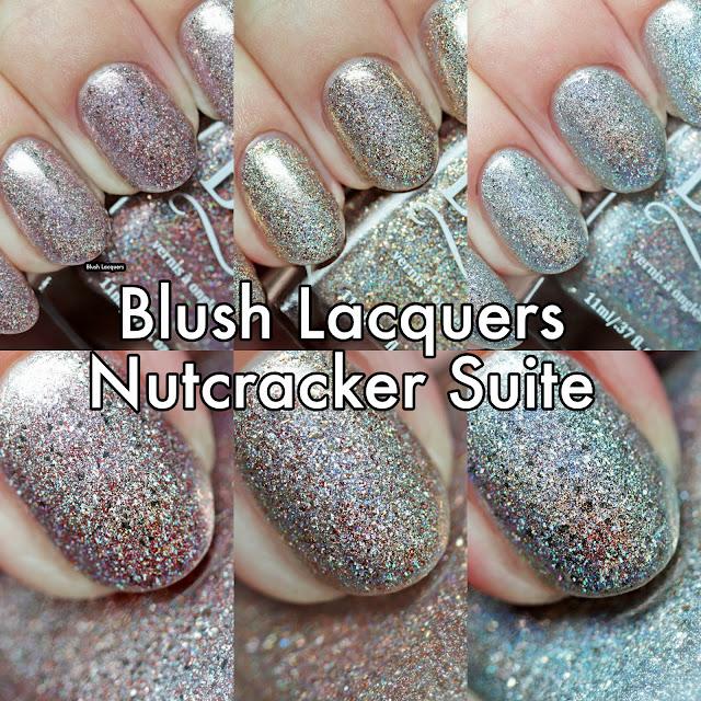 Blush Lacquers Nutcracker Suite