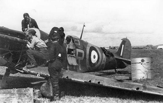 22 July 1940 worldwartwo.filminspector.com Spitfire