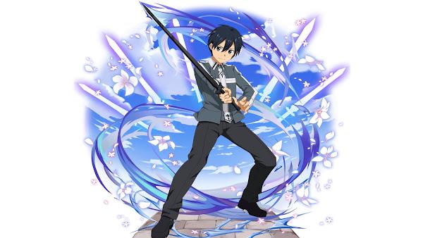 Sword Art Online Alicization kirito
