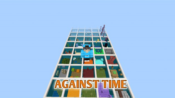 AGAINST TIME (Mapa)