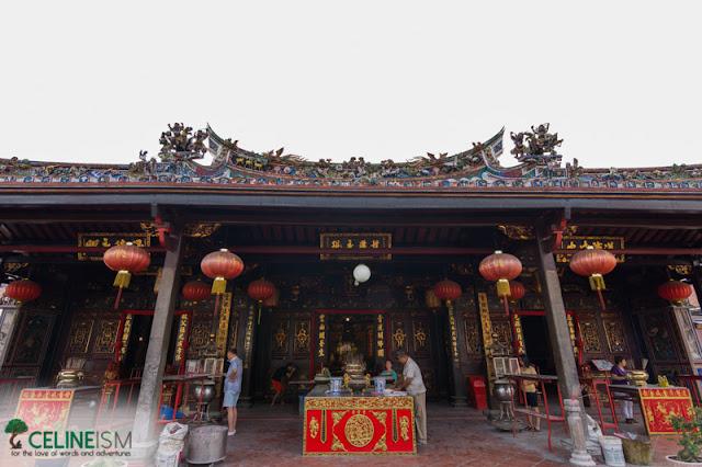 temples in melaka