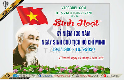 Sinh hoạt kỷ niệm 130 năm ngày sinh chủ tịch Hồ Chí Minh