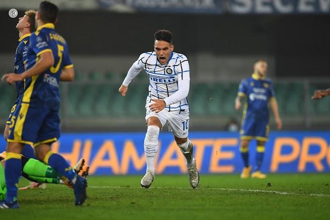 L'Inter cala la settima vittoria