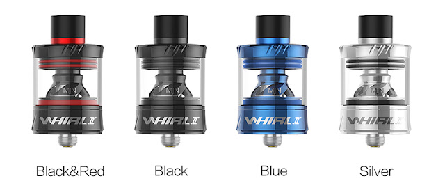 Uwell Whirl II 2 Tank / Suitable for Restricted DTL & MTL