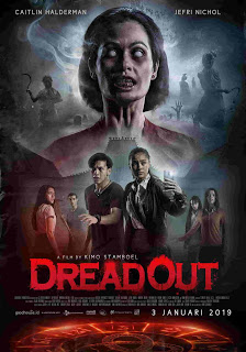 Download Film Indonesia DreadOut (2019) WEB-DL