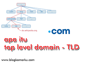 apa itu top level domain - TLD