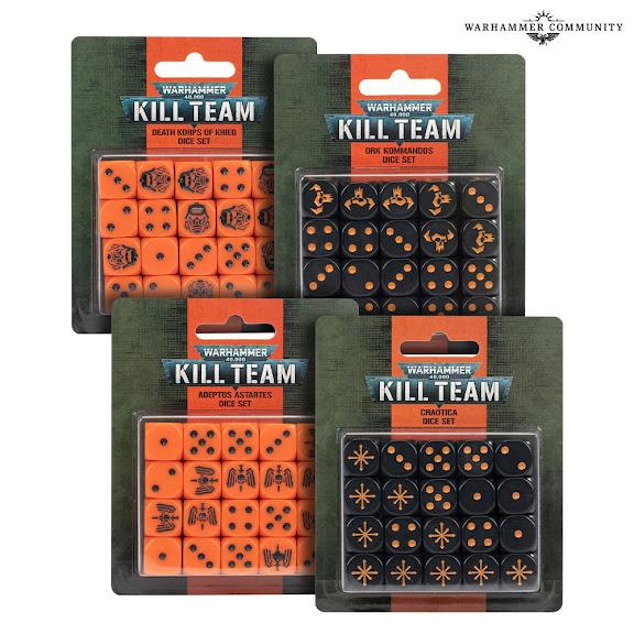 dados Kill Team