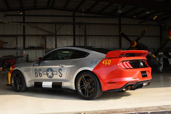 "Ford Mustang GT ""Old Crow"""