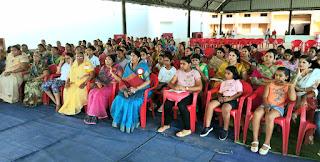 अग्रवाल समाज व अग्रवाल महिला मंडल द्वारा महिला जागरूकता कार्यशाला का किया आयोजन