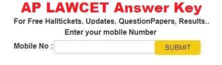 AP LAWCET Answer Key 2021