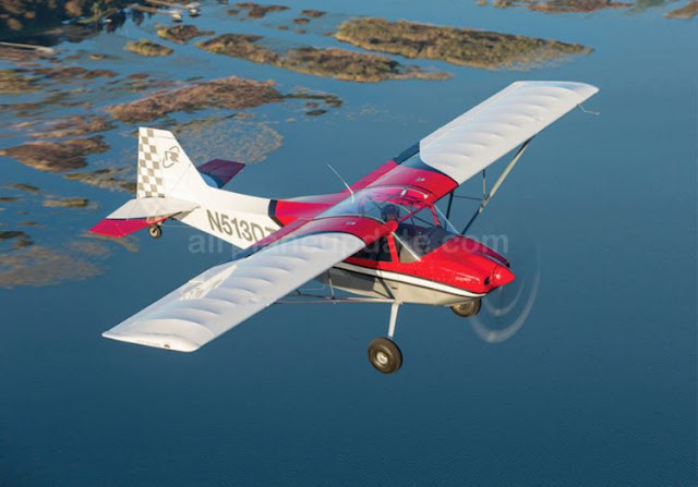 Rans S-20LS Raven light sport aircraft